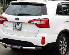 Cần bán gấp Kia Sorento GATH sản xuất năm 2015, màu trắng như mới giá 770 triệu tại Tp.HCM