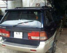 Cần bán Ssangyong Musso sản xuất 2000, màu xanh lam, giá 125triệu giá 125 triệu tại Đắk Lắk