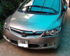 Cần bán Honda Civic năm sản xuất 2007, màu bạc chính chủ giá 350 triệu tại Phú Thọ