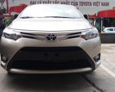 """Khuyến mãi sốc tháng 6 """"Nhận xe Vios model 2018 chỉ với 139tr"""", giảm tiền mặt, tặng gói BH Toyota 100% giá 535 triệu tại Hà Nội"""