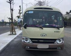 Cần bán gấp Hyundai County năm sản xuất 2015, hai màu chính chủ, giá chỉ 900 triệu giá 900 triệu tại Hà Nội
