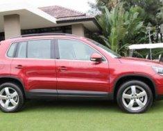 Bán ô tô Volkswagen Tiguan năm sản xuất 2012, màu đỏ, nhập khẩu nguyên chiếc    giá 980 triệu tại Tp.HCM