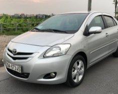 Cần bán lại xe Toyota Vios 1.5 MT 2008, màu bạc giá 318 triệu tại Hà Nội