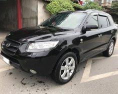 Bán Hyundai Santa Fe SLX đời 2006, màu đen, nhập khẩu nguyên chiếc  giá 485 triệu tại Thái Nguyên