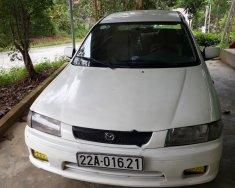 Bán ô tô Mazda 323 GLXi 1.6 MT sản xuất năm 2000, màu trắng, nhập khẩu nguyên chiếc chính chủ giá cạnh tranh giá 125 triệu tại Hà Giang
