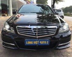 Bán ô tô Mercedes C250 đời 2012, màu đen đẹp như mới giá 699 triệu tại Hà Nội