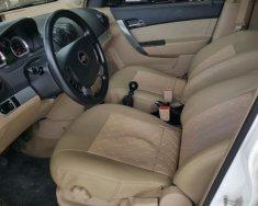 Bán Chevrolet Aveo LT 1.5MT màu trắng, sản xuất T12/2015 biển Sài Gòn 1 đời chủ giá 316 triệu tại Tp.HCM