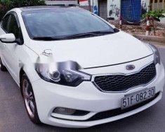 Cần bán lại xe Kia K3 sản xuất 2015, màu trắng ít sử dụng, giá 455tr giá 455 triệu tại Tp.HCM