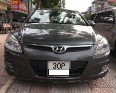 Cần bán lại xe Hyundai i30 1.6 AT sản xuất 2009, màu xám, nhập khẩu Hàn Quốc giá 350 triệu tại Hà Nội