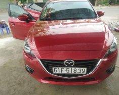 Cần bán Mazda 3 1.5 đời 2015, màu đỏ giá 585 triệu tại Tp.HCM