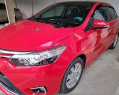Cần bán lại xe Toyota Vios 1.5G đời 2014, màu đỏ, giá 510tr giá 510 triệu tại Tp.HCM