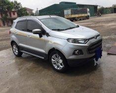 Bán xe Ford EcoSport Titanium 1.5L AT năm sản xuất 2017, màu bạc xe gia đình giá 570 triệu tại Nghệ An