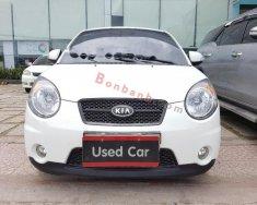 Cần bán lại xe Kia Morning SLX đời 2011, màu trắng, nhập khẩu số tự động giá 225 triệu tại Tp.HCM