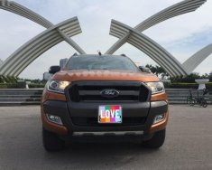 Bán Ford Ranger Wildtrack 3.2AT- năm sản xuất 2018, xe nhập đẹp như mới giá 919 triệu tại Hà Nội