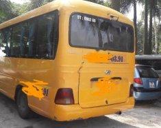 Bán Hyundai County đời 2007, màu vàng giá 335 triệu tại Hà Nội