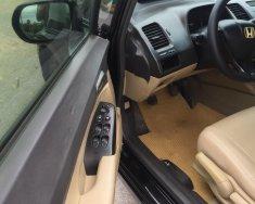 Cần bán gấp Honda Civic 1.8 MT sản xuất năm 2008, màu đen, giá tốt giá 288 triệu tại Hà Nội