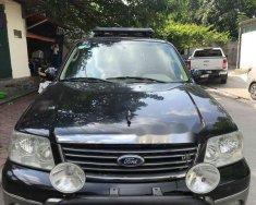 Bán Ford Escape XLT năm 2005, màu đen giá 218 triệu tại Hà Nội