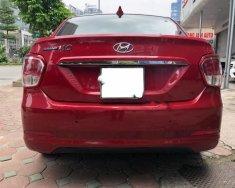 Cần bán gấp Hyundai Grand i10 1.2AT năm sản xuất 2015, màu đỏ, nhập khẩu giá 385 triệu tại Hà Nội