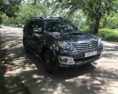 Bán Toyota Fortuner G năm sản xuất 2015, màu xám  giá 855 triệu tại Cần Thơ