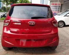 Bán Hyundai Grand i10 1.2AT năm sản xuất 2015, màu đỏ, nhập khẩu   giá 398 triệu tại Hà Nội
