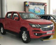 Bán ô tô Chevrolet Colorado 2.5 đời 2018, màu đỏ, giá 624tr giá 624 triệu tại Vĩnh Long