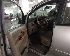 Cần bán xe Toyota Innova G 2009, màu bạc giá cạnh tranh giá 390 triệu tại Tp.HCM