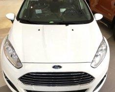 Bán Ford Fiesta 1.5L AT năm 2018, màu trắng, giá tốt giá 488 triệu tại Tp.HCM