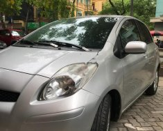 Bán Toyota Yaris 1.3 năm 2009, màu bạc, xe nhập chính chủ giá cạnh tranh giá 395 triệu tại Hà Nội