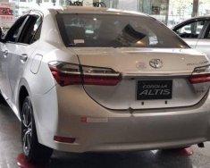 Bán ô tô Toyota Corolla Altis 1.8G AT đời 2018, màu bạc giá 753 triệu tại Hà Nội