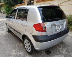 Bán ô tô Hyundai Getz 1.1MT năm 2010, màu bạc, xe nhập xe gia đình, giá 230tr giá 230 triệu tại Hà Nội