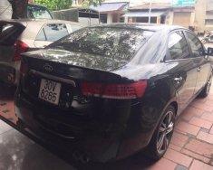 Cần bán gấp Kia Forte đời 2009, màu đen, xe nhập giá 382 triệu tại Hà Nội