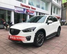 Bán xe Mazda CX 5 Facelift 2.5/ đời 2017, màu trắng như mới giá 888 triệu tại Hà Nội