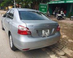 Cần bán gấp Toyota Vios 1.5G 2011, màu bạc chính chủ, 425tr giá 425 triệu tại Hà Nội