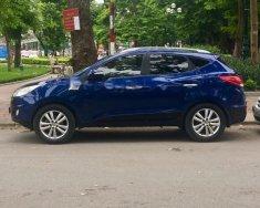 Cần bán xe Hyundai Tucson 2.0 AT 4WD đời 2010, màu xanh lam, nhập khẩu nguyên chiếc chính chủ, 570 triệu giá 570 triệu tại Hà Nội
