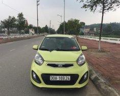 Bán Kia Morning đời 2011, màu xanh lam, xe nhập giá 300 triệu tại Bắc Ninh