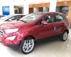 Bán Ford EcoSport sản xuất 2018, màu đỏ, giá tốt giá 545 triệu tại Tp.HCM
