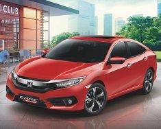 Bán xe ô tô Honda Civic sản xuất 2018, màu đỏ, giá cạnh tranh giá 903 triệu tại Quảng Ninh