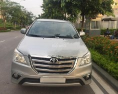 Cần bán gấp Toyota Innova E 2013 số sàn, chính chủ, gia đinh giá 515 triệu tại Hà Nội