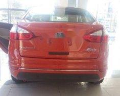 Bán Ford Fiesta sản xuất 2018, màu đỏ, giá tốt giá 500 triệu tại Tp.HCM