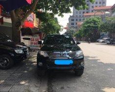Bán Toyota Fortuner 2.7V năm 2014, màu đen   giá 715 triệu tại Thái Nguyên