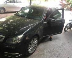 Bán xe Mercedes C250 đời 2011, màu đen như mới giá 695 triệu tại Hà Nội