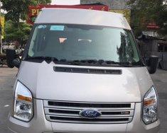 Bán Ford Transit Standard MID năm 2017, màu bạc, giá tốt giá 740 triệu tại Hà Nội