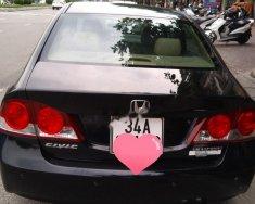 Cần bán Honda Civic đời 2008, màu đen, 310 triệu giá 310 triệu tại Hải Dương