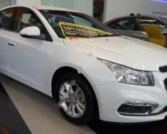 Cần bán xe Chevrolet Cruze LT 1.6L đời 2018, màu trắng giá 589 triệu tại Tp.HCM