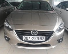 Bán xe Mazda 3 1.5 AT đời 2015, màu xám giá 600 triệu tại Hà Nội