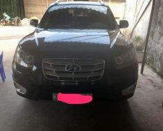 Bán Hyundai Santa Fe đời 2009, màu đen, nhập khẩu nguyên chiếc giá 660 triệu tại Hà Nội