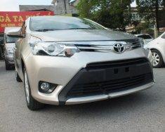 Cần bán Toyota Vios 1.5G 2016, màu bạc giá 545 triệu tại Hà Nội