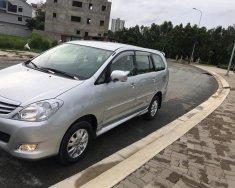 Cần bán lại xe Toyota Innova G đời 2011, màu bạc chính chủ, giá tốt giá 435 triệu tại Tp.HCM