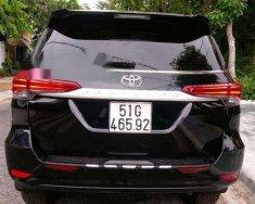Bán xe Toyota Fortuner đời 2017, màu đen giá 1 tỷ 85 tr tại Tp.HCM