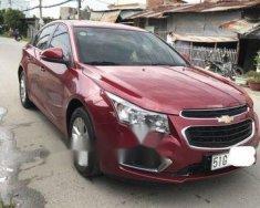 Cần bán Chevrolet Cruze năm 2017, màu đỏ, 455 triệu giá 455 triệu tại Hà Nội